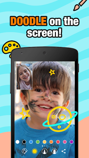 JusTalk Kids - Safe Video Chat and Messenger android2mod screenshots 5
