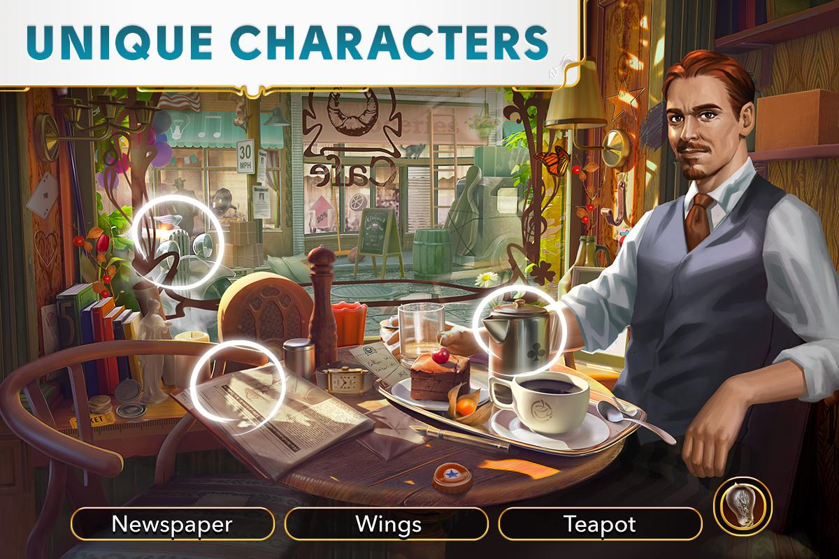 June's Journey - Hidden Object- screenshot