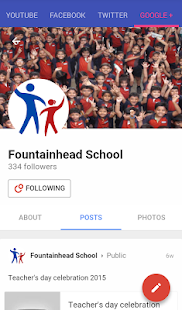 Fountainhead School- screenshot thumbnail