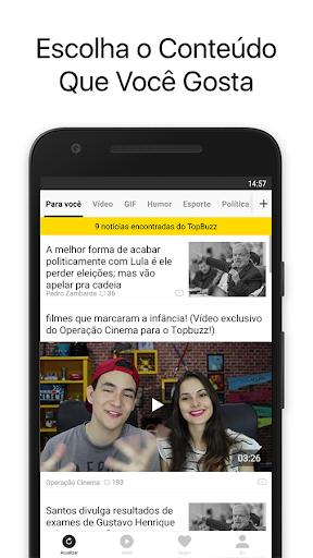 Topbuzz Lite: últimas notícias, GIFs, vídeos for PC