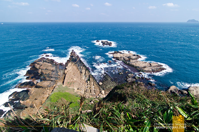 Yehliu Geopark Taiwan End