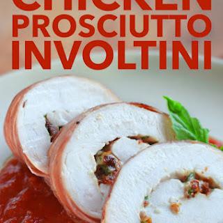 Chicken Prosciutto Involtini