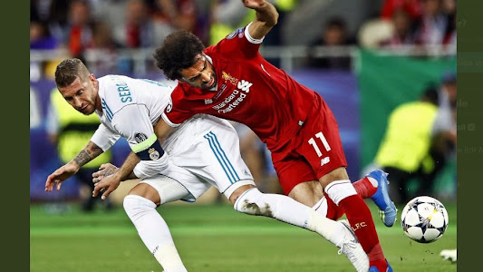 Liverpool Jangan Mimpi Bisa Kalahkan Real Madrid, Mo Salah Dekati Sergio Ramos Saja Tak Berani - Bolasport.com