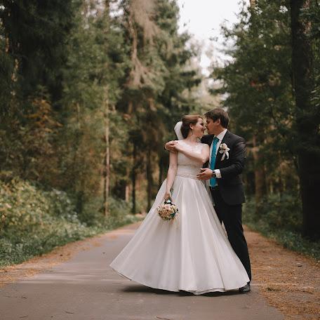 Wedding photographer Darya Danilova (danilovadarya). Photo of 05.01.2018