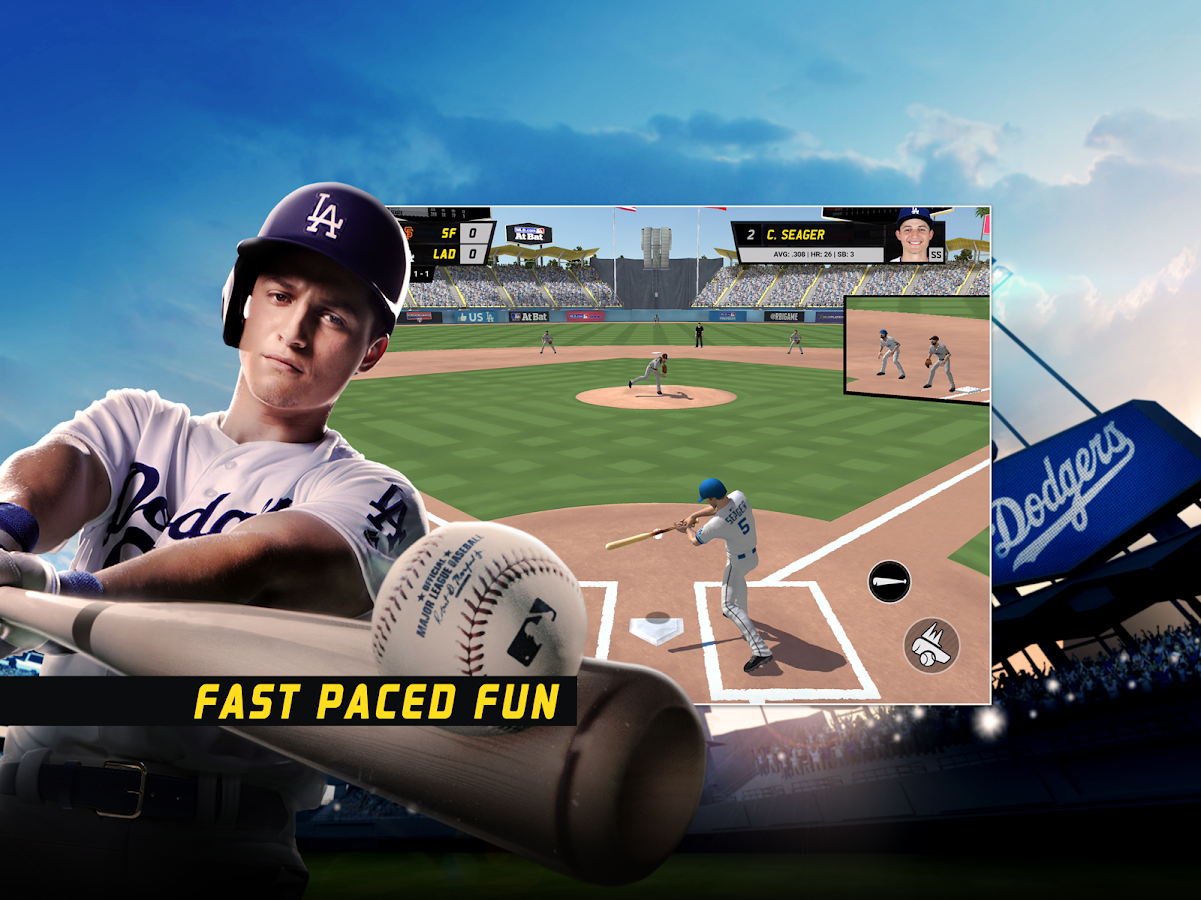 R.B.I. Baseball 17- screenshot
