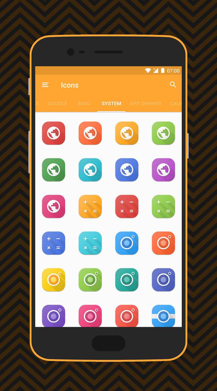 Toca UI - Icon Pack Screenshot 4