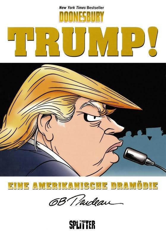 Trump! - Eine amerikanische Dramödie (2017)
