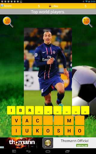 Soccer Players Quiz 2017 PRO 1.12 screenshots 13