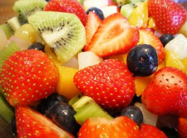 Freezing Fruit