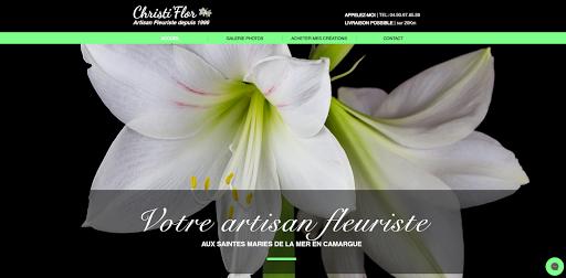 Site web christiflor.com