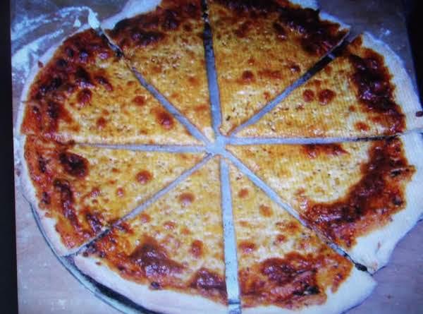 Homemade Pizza Crust