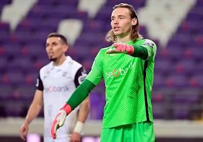 """Philippe Vande Walle: """"Leren omgaan met fouten hoort erbij, Vandevoordt had het geluk dat hij kans kreeg om te reageren"""""""