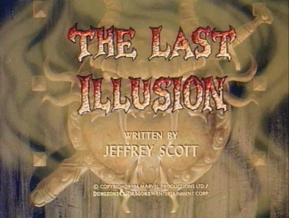 The Last Illusion title card