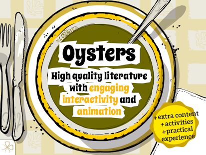 Oysters, by Chekhov- screenshot thumbnail