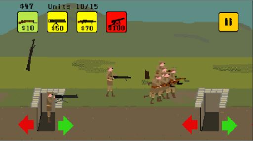 Pixel Trenches: World War 1  screenshots 2