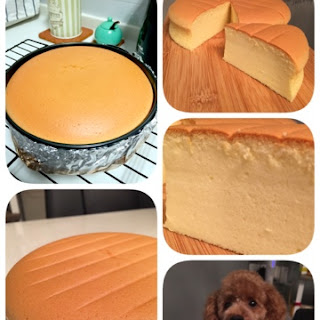 Condensed Milk Cheese Cake