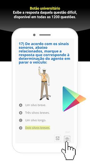 Simulado Detran São Paulo - SP screenshot 3