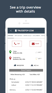 Truckstop Mobile- screenshot thumbnail