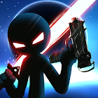 Stickman Ghost 2: Galaxy Wars - Shadow Action RPG icon