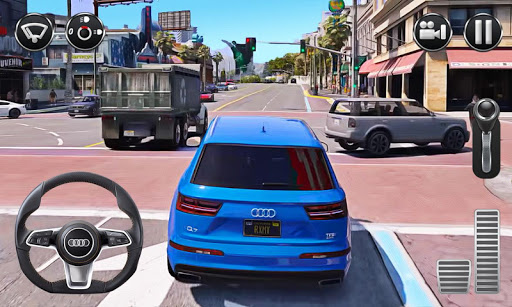 City Car Driving Simulator 1.0 5