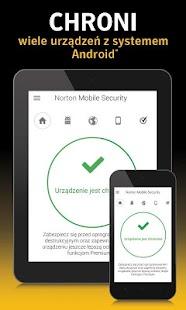 Norton Security & Antivirus Screenshot