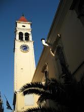 Photo: Main Clock tower Corfu