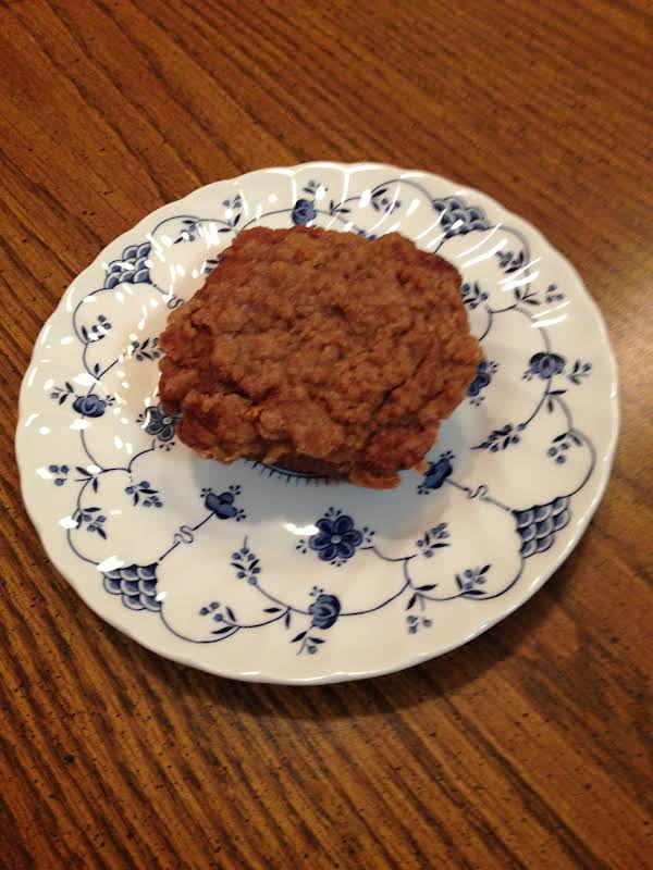 Zucchini Crumb Cake Recipe