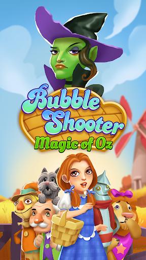 Bubble Shooter Magic of Oz screenshots 15