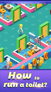 Download Idle Toilet Tycoon For PC Windows and Mac apk screenshot 1