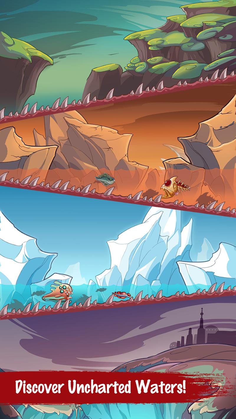 Mobfish Hunter Screenshot 3