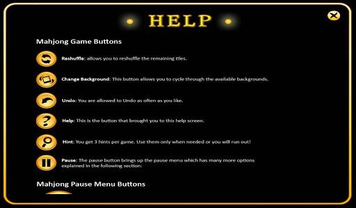 Mahjong Deluxe Free apkpoly screenshots 7
