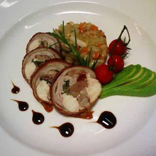 Rolled Rabbit Loin