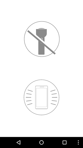 Flashlight Free: No Permissions 4.0 screenshots 4