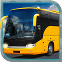 Airport Bus Driving Simulator icon