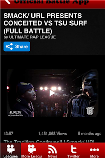 Official Battle App- screenshot thumbnail