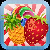Fruit Candy link path: match 3