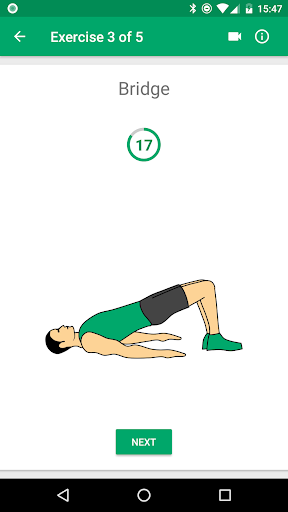 Abs workout  - 21 Day Fitness Challenge for PC