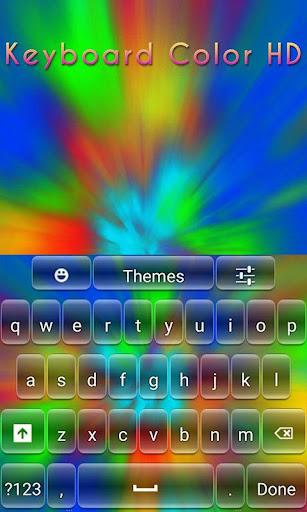 Keyboard Color HD