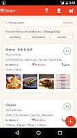 Screenshot of Burrp - Food Recommendations