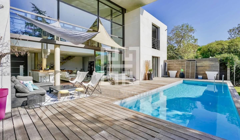 Villa avec piscine Marseille 9ème