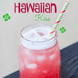 Tropical Hawaiian Kiss.