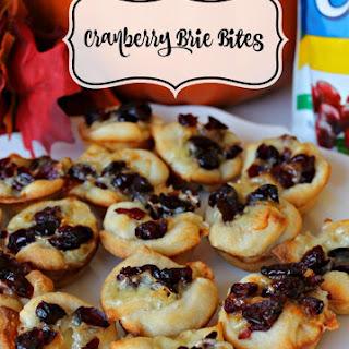 Brie Cranberry Bites #BetterWithCraisins