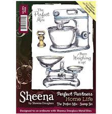 Sheena Douglass Perfect Partners Home Life Stamp - The Perfect Mix UTGÅENDE