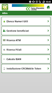 CRCento SmartBank- screenshot thumbnail