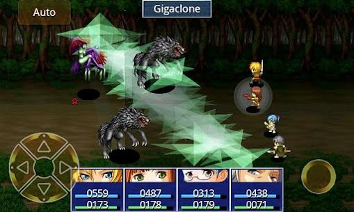 RPG Eve of the Genesis HD Apk Mod Dinheiro Infinito 5
