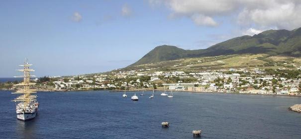 São Cristovão e Nevis
