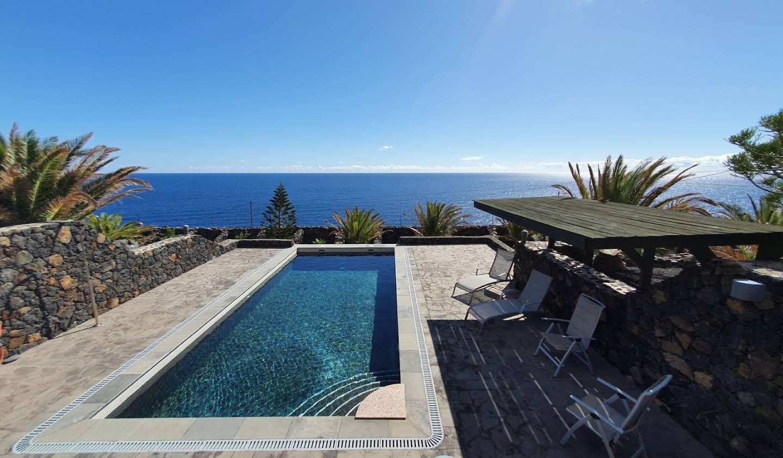 Maison avec piscine et terrasse Valverde
