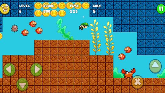 تحميل لعبة Bob's World – Super Adventure مهكرة 2