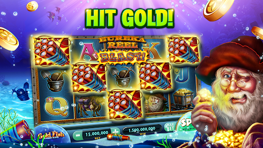 Gold Fish Casino Slots – Free Online Slot Machines Apk Download For Android and iPhone 7