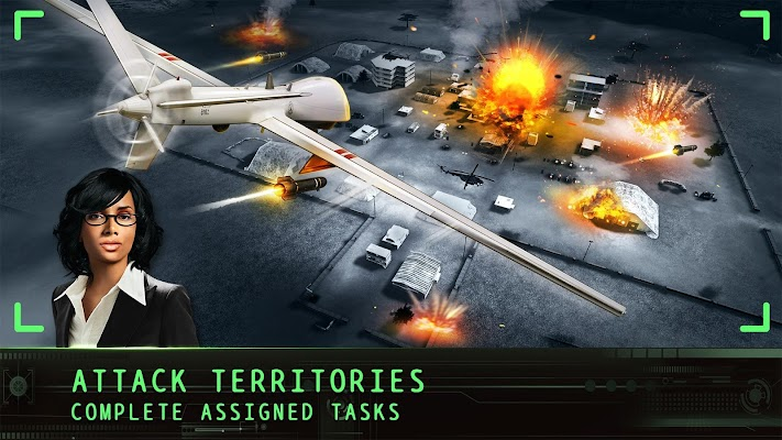 Drone Shadow Strike Screenshot Image